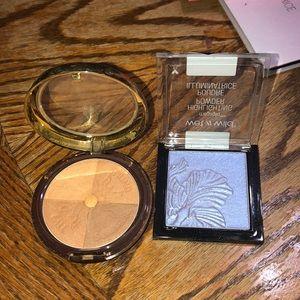 Other - Wet n' wild highlight & PF shimmery bronzer ☺️